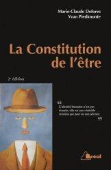 La constitution de l'être