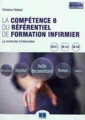 La compétence 8 du référentiel de formation infirmier