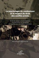 La psychologie du combattant
