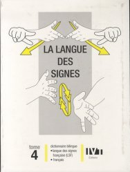 La langue des signes Tome 4