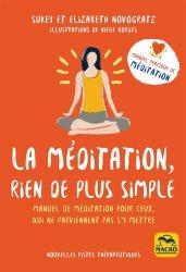 La méditation : rien de plus simple !