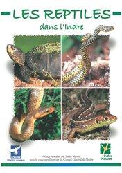 Les reptiles dans l'Indre
