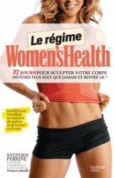 Le régime Women's health