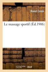 Le massage sportif