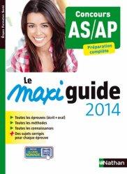 Le Maxi guide 2014 - Concours AS/AP