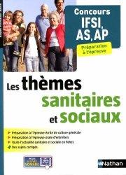 Les thèmes sanitaires et sociaux
