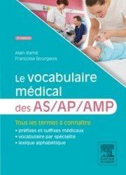 Le vocabulaire médical des AS AP