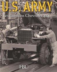 Les camions Chevrolet 1,50-ton 4x4 de l'US Army
