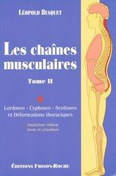 Les chaînes musculaires Tome 2