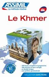 Le Khmer - Débutants et Faux-débutants