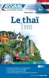 Le Thaï - Débutants et Faux-débutants