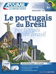 Pack CD - Le Portugais du Brésil - Portugês do Brasil - Débutants et Faux-débutants