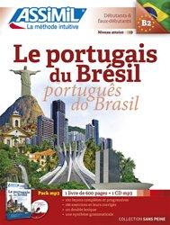 Pack MP3 - Le Portugais du Brésil - Portugês do Brasil - Débutants et Faux-débutants