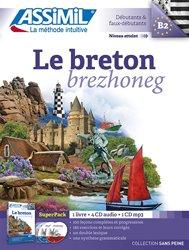 Super Pack - Le Breton - Brezhoneg - Débutants et Faux-débutants