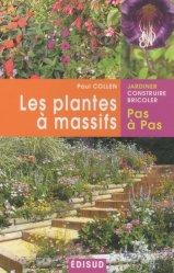 Les plantes à massifs