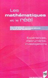 Les mathématiques et le réel : expériences, instruments, investigations