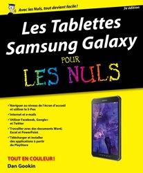 Les Tablettes Samsung Galaxy