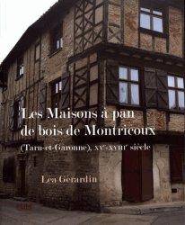 Les maisons à pan de bois de Montricoux