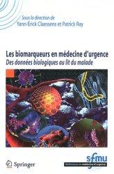 Les Biomarqueurs en médecine d'urgence