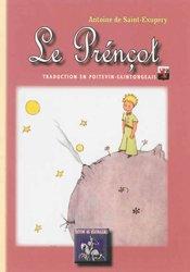 Le Petit Prince en Poitevin-saintongeais