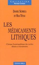 Les médicaments lithiques