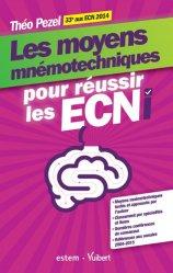 Les moyens mnémotechniques pour réussir les ECNI