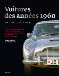 Les voitures de collection des années 60