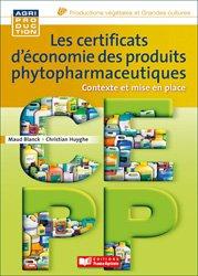 Les certificats d'économie des produits phytosanitaires