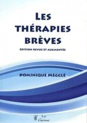 Les thérapies brèves