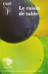 Le raisin de table
