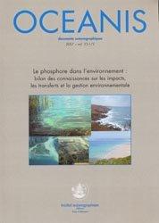 Le phosphore dans l'environnement : bilan des connaissances sur les impacts, les transferts et la gestion environnementale