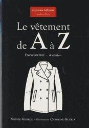 Le vêtement de A à Z - Encyclopédie