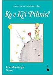 Le Petit Prince en Lea Fakatonga (Royaume de Tonga en Polynésie)