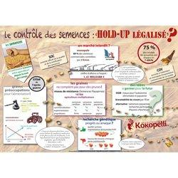 Le contrôle des semences : Hold-up légalisé ?