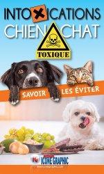 Livre guide pratique des intoxications chien chat