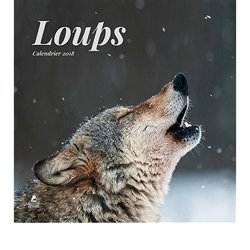 Loups, calendrier 2018