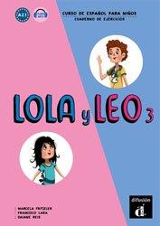 Lola y Leo, curso de espanol para ninos, A2.1 : cuaderno de ejercicios