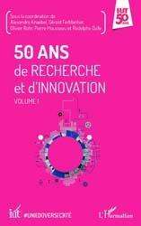 50 ans de recherche et d'innovation