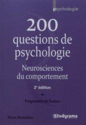 200 questions de psychologie