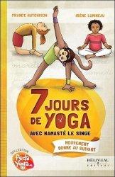 7 jours de yoga avec namaste le singe
