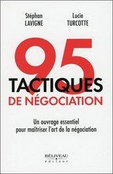 95 tactiques de negociation