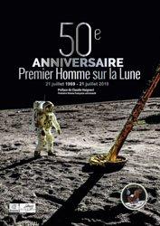 50ème anniversaire du premier homme sur la Lune