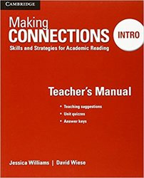 Making Connections Intro - Teacher's Manual