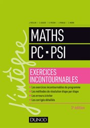 Maths PC - PSI