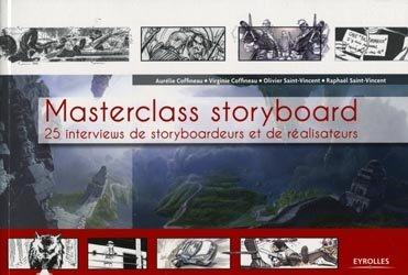 Masterclass storyboard