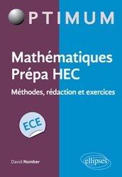 Mathématiques Prépa HEC - Voie ECE