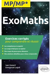 Maths MP/MP*