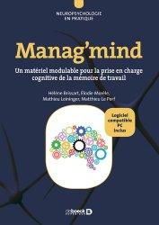 Manag'mind Livre + logiciel