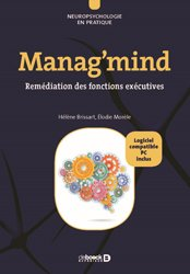 Manag'mind : remédiation des fonctions exécutives