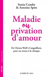 Maladie et privation d'amour